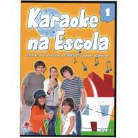 Karaoke na Escola - Vol. 1