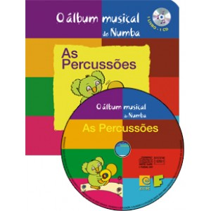 O álbum Musical do Numba – As Percussões