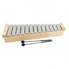 Metalofone Compact Soprano Diatónico BERGERAULT