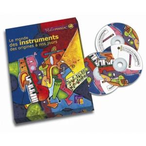O mundo dos instrumentos, das suas origens aos nossos dias