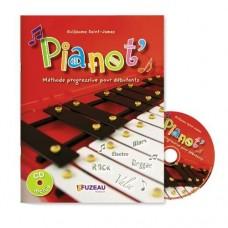 Pianot - método progressivo para iniciantes