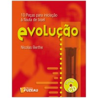 Evolução - Flauta de Bisel