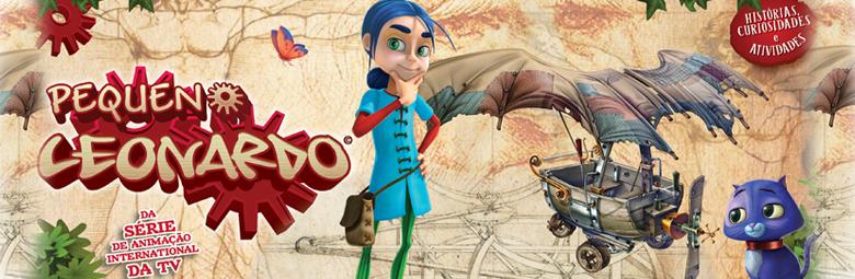As incríveis aventuras do Pequeno Leonardo
