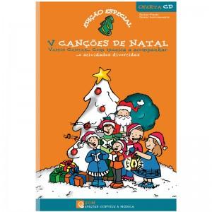 Livro V - Canções de Natal   Edição Especial
