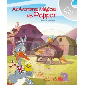 As Aventuras Mágicas de Pepper