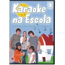 Karaoke na Escola - Vol. 2