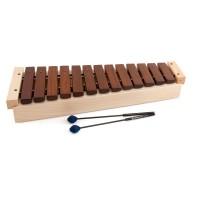 Xilofone Compact Soprano Diatónico BERGERAULT