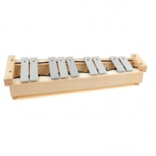Metalofone Compact Soprano Cromático BERGERAULT