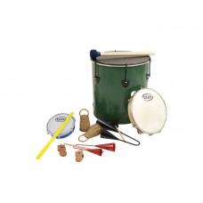 """Conjunto """"Iniciação música brasileira""""  - 9 instrumentos"""