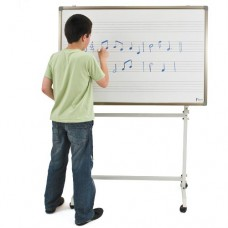 Quadro de musica + suporte (120 x 80 cm)